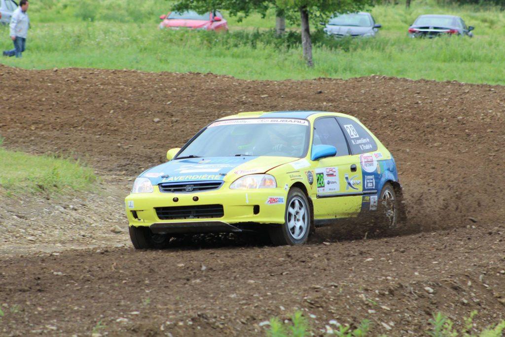Laverdière Rally Team