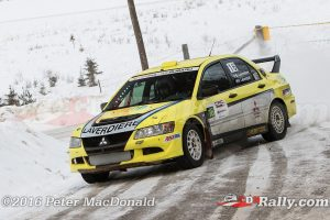 Laverdière Rally Team