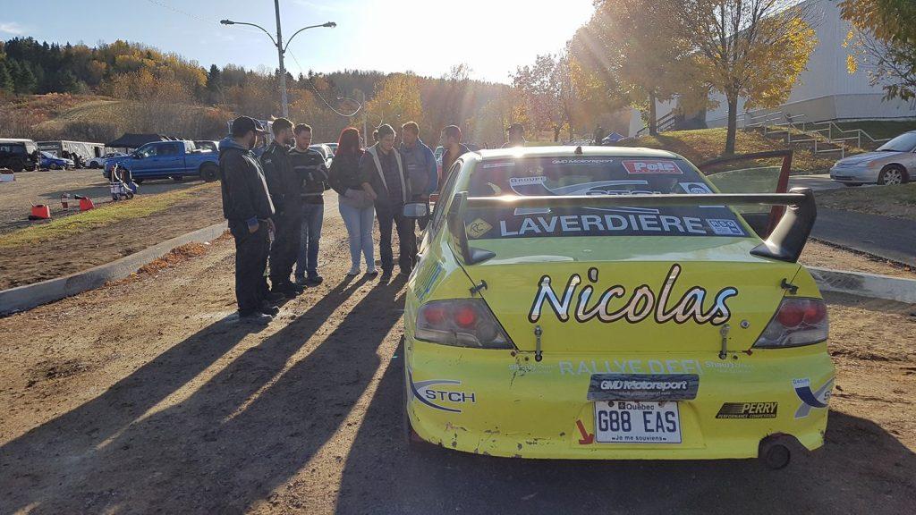 Rallye Charlevoix