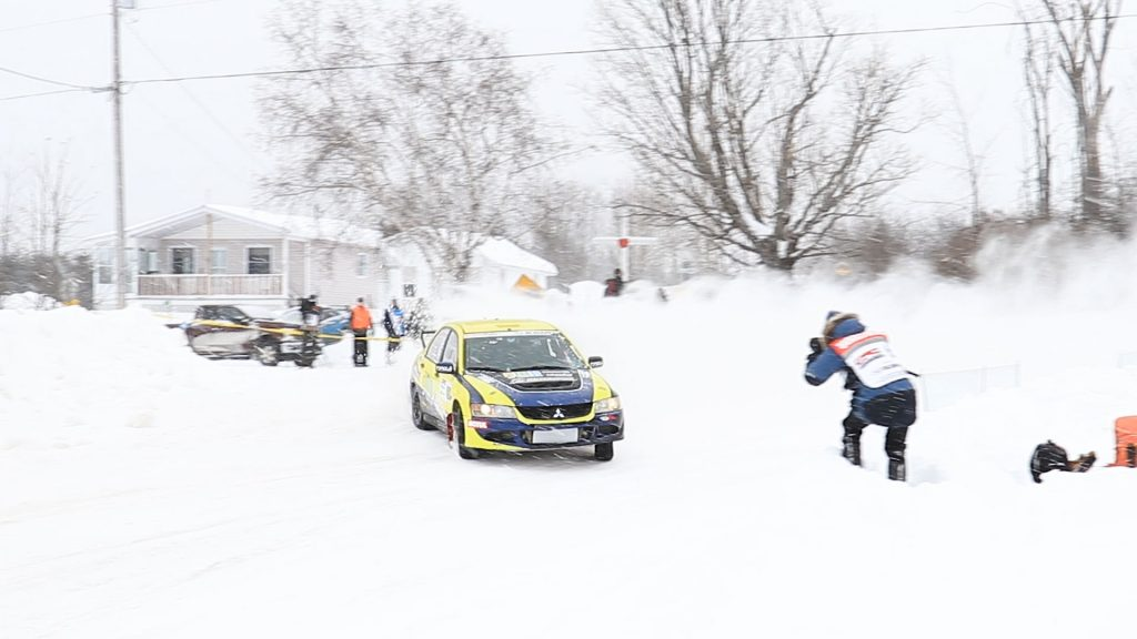 Laverdiere Rally Team Perce Neige Maniwaki 2019