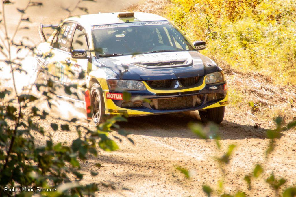 Nicolas Laverdière - Rally Defi
