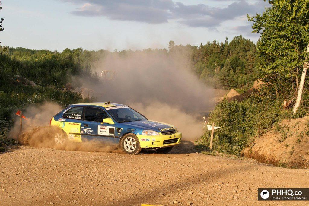 Saison de rallye