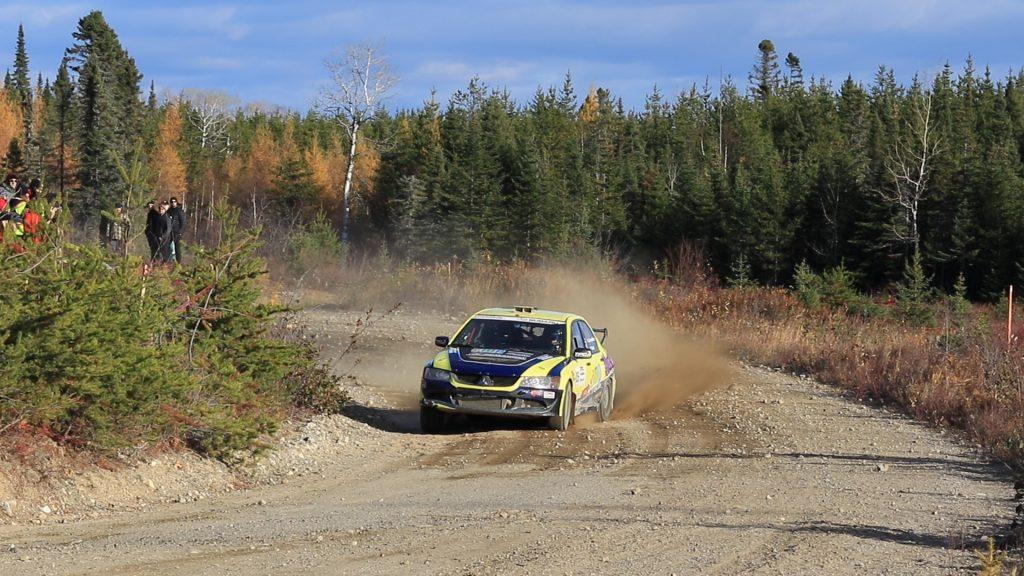 Nicolas Laverdière - Winner Rally Charlevoix 2019
